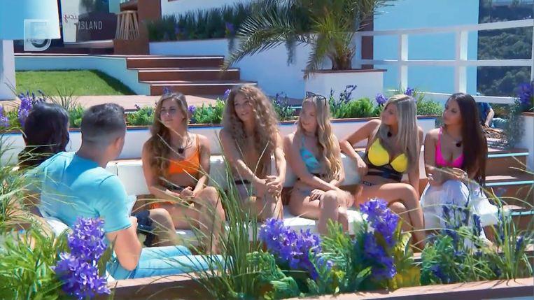 Love Island, RTL5 Beeld -