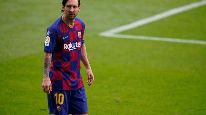 Versleten, of een gebrek aan coaching? Messi kent onder Setién minst productieve seizoen in tien jaar