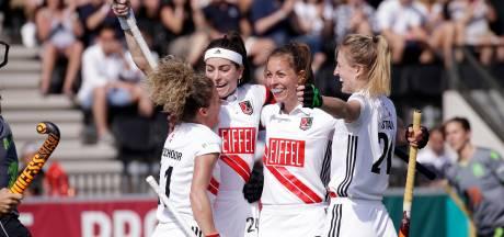 Hockeysters Amsterdam in finale Europa Cup veel te sterk voor Real Sociedad