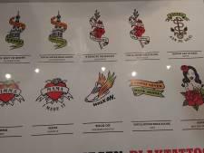 Nijmeegse plaktatoeages verschijnen op steeds meer bovenarmen