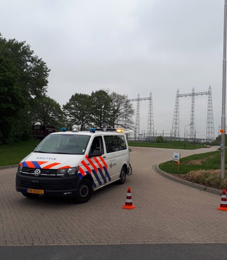 Persoon onwel door 'vreemde lucht' aan Winselingseweg Nijmegen