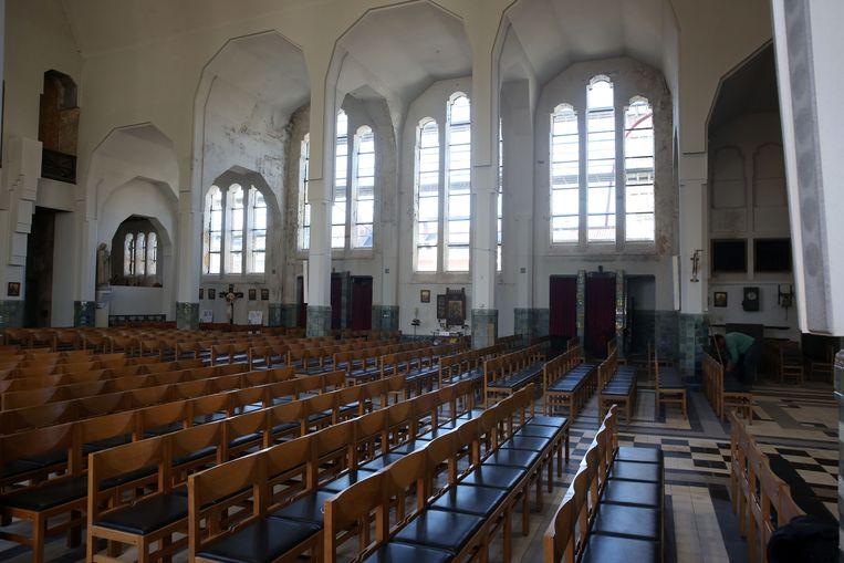 Ook het interieur van de kerk kan binnenkort gerestaureerd worden.