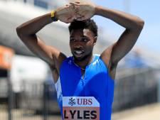Le record du monde sur 200 mètres de Noah Lyles invalidé pour une raison totalement improbable