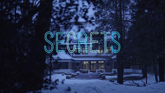 Secrets, nieuwe fictiereeks op Eén
