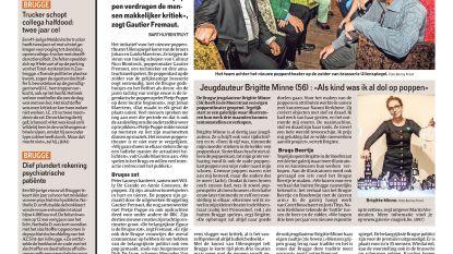"""Jeugdauteur Brigitte Minne (56) : """"Als kind was ik al dol op poppen"""""""