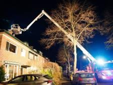 Door tijdig ingrijpen brandweer blijft schoorsteenbrand in Soest beperkt
