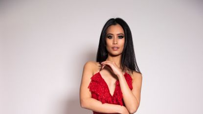 Angeline Flor Pua topfavoriete bij Miss Universe
