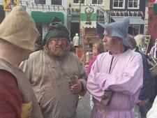 Middeleeuwen herleven in Zierikzee