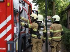 Heg vat vlam in Liempde