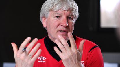 """STVV-coach Marc Brys klaar voor de match van het jaar: """"Al mijn teams maakte ik beter"""""""