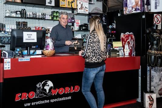 Eroworld Is Nu De Enige Erotiekwinkel In Nijmegen Na Sluiting