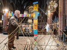 Een groeiende 'piramide van verbinding' in Beuningse kerk