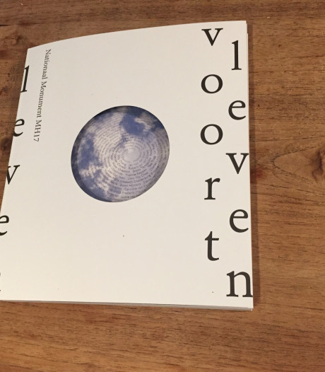 Boek MH17 van Zwolse schrijver gepresenteerd