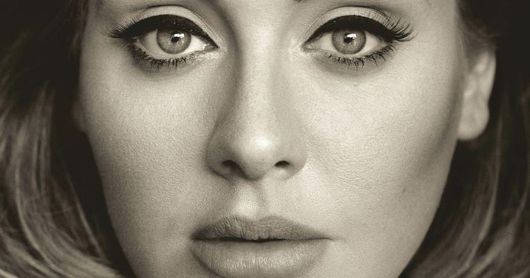 Adele krijgt drie sterren van onze recensent. Beeld