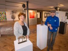 Kunst uit Bredase winkeletalages samengebracht in expositie Drift