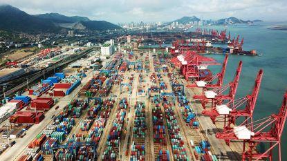 China slaat terug met nieuwe importheffingen