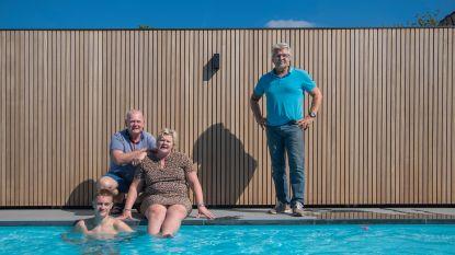"""Wase zwembadbouwers overstelpt met aanvragen tijdens coronacrisis: """"Soms tot 50 telefoontjes per dag"""""""