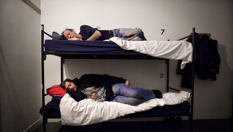 Opvang voor daklozen moet permanent open in de winter, vindt GroenLinks Beeld anp