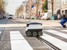 Domino's wil pizza's gaan bezorgen met robots