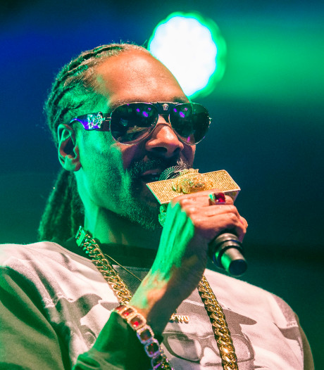 Rapper Snoop Dogg in musical over zijn leven