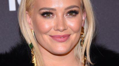 """Voormalig tienersterretje Hilary Duff openhartig over het moederschap: """"Het is niet gemakkelijk"""""""