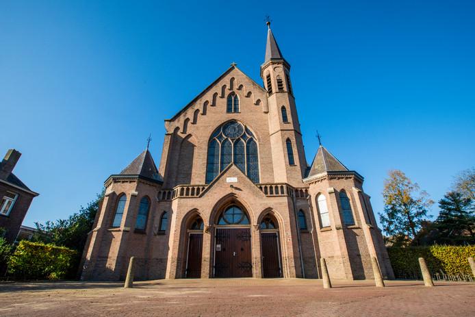 Ook de toekomst van de kerk in Duizel werd besproken