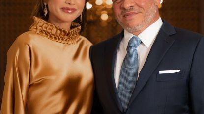 Al 27 jaar smoorverliefd: het échte koninklijke sprookje van het Jordaanse vorstenpaar (en hoe een Belgisch product daar een rol in speelde)