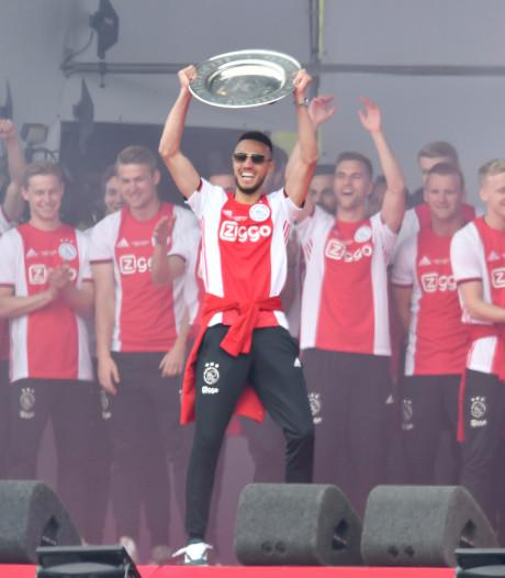 Ajax-kampioen Noussair Mazraoui (21) is een parel