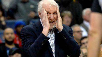 Gregg Popovich (71) twijfelt over toekomst bij San Antonio Spurs