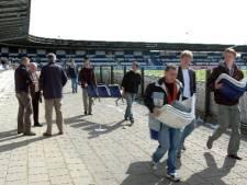 Inboedel stadion FC Zwolle vogelvrij