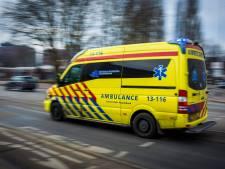 Man gewond na steekincident bij metrostation Gein