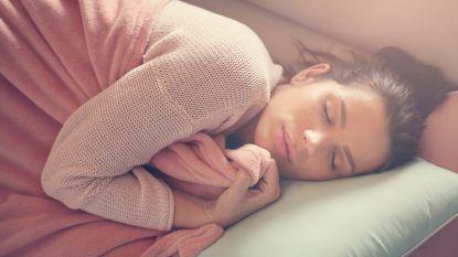 Slaap jij op je zij? Dat is slecht voor je hart