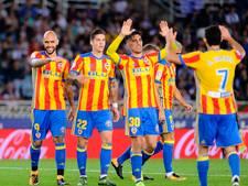 Valencia wint spektakelstuk in San Sebastián