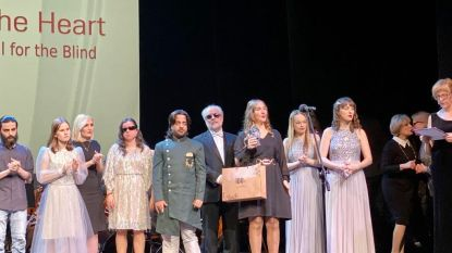 Daisy uit Leuven 5de op World Songfestival for the Blind: bekijk hier haar optreden