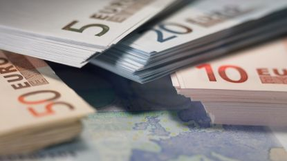 Belg verdient gemiddeld 3.329 euro per maand