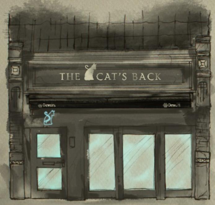 The Catsback, sfeerimpressie