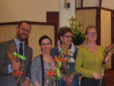 Team van Lopikse burgemeester wint Groot Dictee der Lopikerwaard
