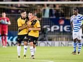 NAC houdt druk op Jong PSV na zege op Graafschap