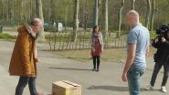 Geneeskunde voor het Volk schenkt 750 mondmaskers aan psychiatrisch centrum Sint-Jan-Baptist