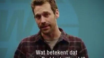 """'De Ideale Wereld' wordt overgenomen door Telenet, in hun promofilmpje leggen ze uit wat er """"niet"""" zal veranderen"""
