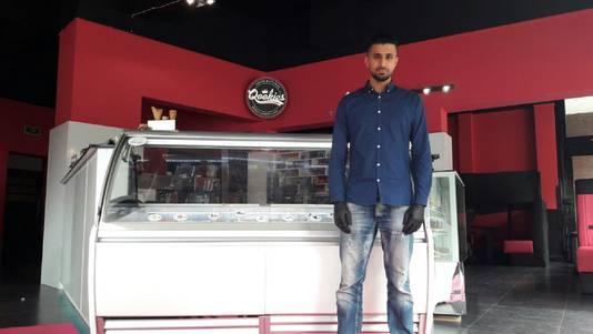 Mede-eigenaar Qasim Zaffar.