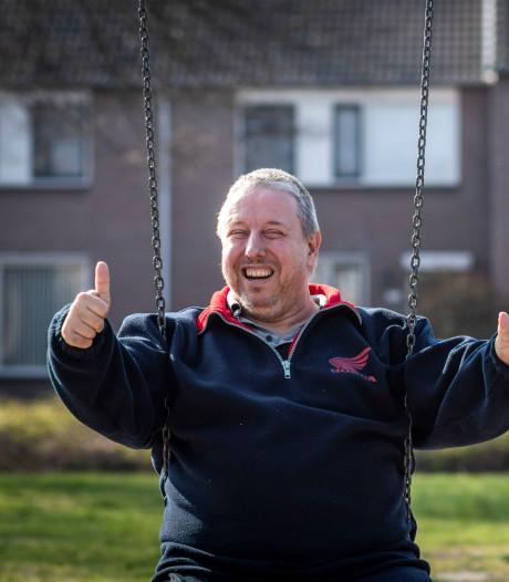 Schizofreniepatiënt Henk Driessen uit Deurne: 'In mijn hoofd hangt alles schots en scheef'