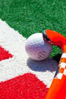 Hockeytopper HCAS-Helmond onbeslist