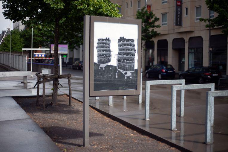 Antwerpen Billboard Project: Theaterplein.