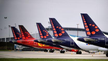 Brussels Airlines maakt 182 miljoen euro verlies: 67 procent minder passagiers