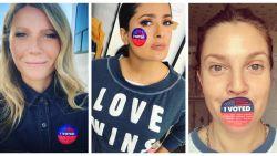 Het goede voorbeeld: deze Amerikaanse celebs trokken naar de stembus