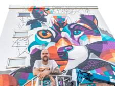 Goese Polder in beeld voor serie nieuwe kunstzinnige muurschilderingen