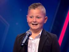 Utrechtse volkszanger Pietje (9) grote hit op sociale media, 'maar morgen weer gewoon school'
