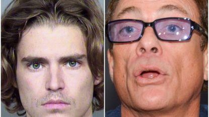 Zoon Jean-Claude van Damme veroordeeld voor bedreiging