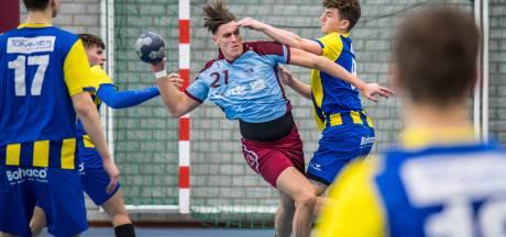Handballers DFS Arnhem scoren er op los in goed gevuld oefenweekend